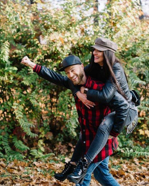 Влад Яма с женой снялся в фотосессии фото СЕГОДНЯ