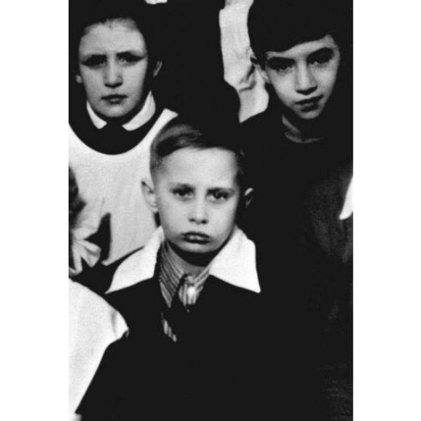Издание Time опубликовало старые фото Путина: танцы с ...