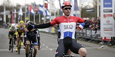 Ster van Zwolle: first race, first victory
