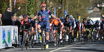 Fabio Jakobsen wins stage 2 of Tour de Normandie