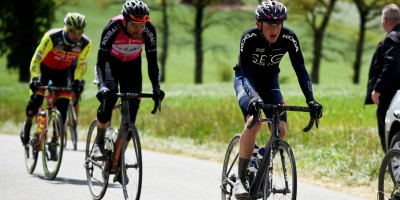 Stevie Willams takes second at Flèche Ardennaise