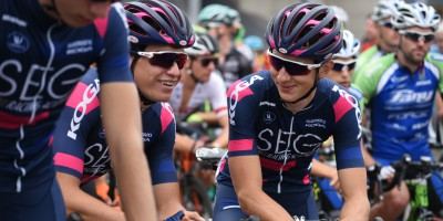 A bunch sprint decides the stage 2 at the Czech Tour