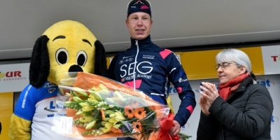 Van den Berg is fourth overall and Best Young Rider in Tour de Normandie