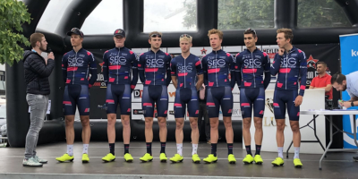 Teamwork delivers Cees Bol to fifth in Heistse Pijl