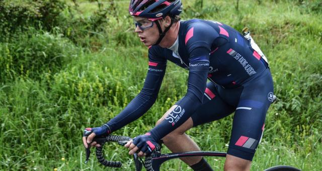 """Arensman on Roubaix: """"I'll fight for the win"""""""