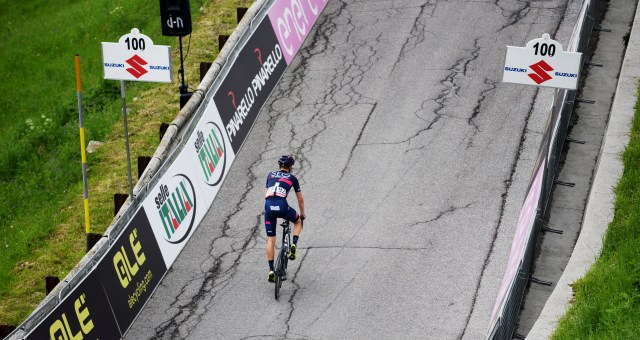 Another hard day at the Giro