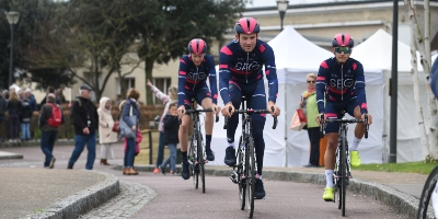 "Jordi Meeus: ""I am stronger and smarter than last year"""