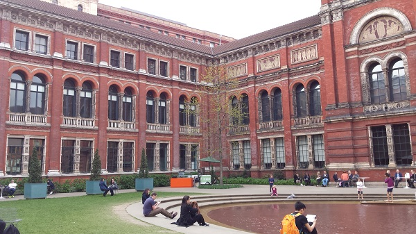 Museu Victoria and Albert Londres