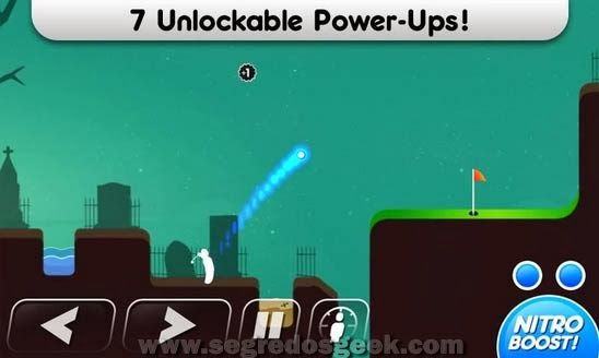 Super Stickman Golf 2 para Android.