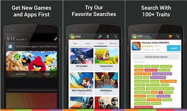 Best Apps Market para Android.