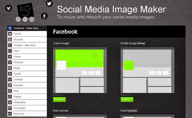 AP Social Media Image Maker.