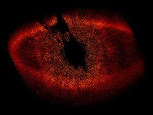 E' confermato: nell'Occhio di Sauron c'è un pianeta