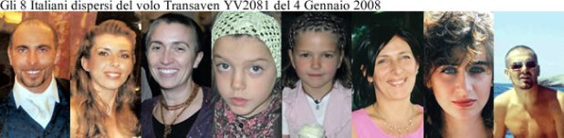 Los Roques, 4 Gennaio 2008: 5 anni fà altro aereo scomparso [Video]