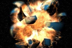 La catastrofe arriva dal centro della Terra