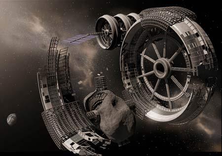 Le nuove miniere si trovano nello Spazio e sono gli asteroidi