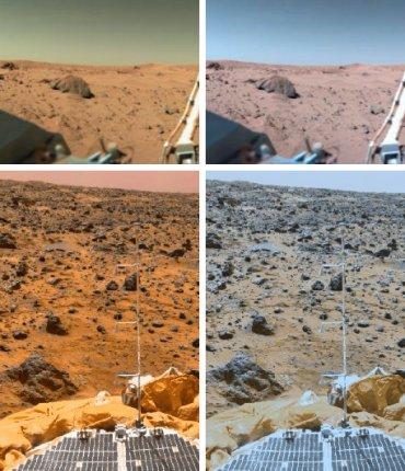 Marte e le menzogne della Nasa