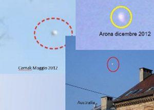 Avvistamento Ufo ad Arona in provincia di Novara