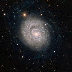 La supernova della galassia NGC 1637