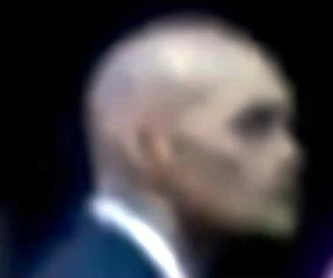 Obama ha un alieno come guardia del corpo?
