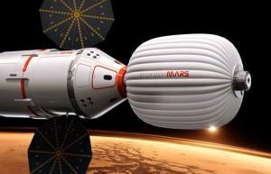 Viaggio su Marte, ecco come proteggersi dalle radiazioni