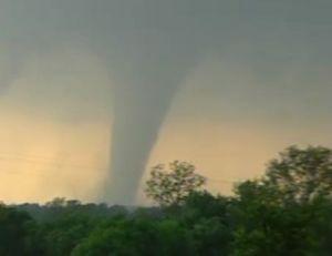 Avvistate sfere di luce vicino al tornado dell'Oklahoma