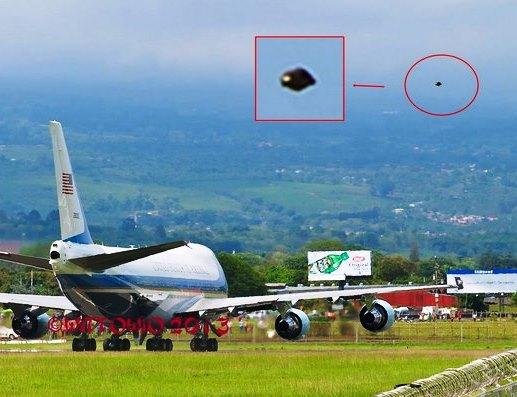 Avvistato Ufo durante la visita di Obama in Costa Rica