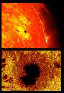 """Il sole potrebbe essere utilizzato come uno """"Stargate"""""""