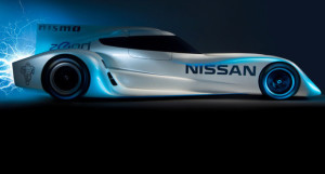 24 Le Mans: Nissan parteciperà con un auto elettrica ad alta velocità