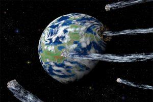 Scoperti 10mila asteroidi dalla Nasa