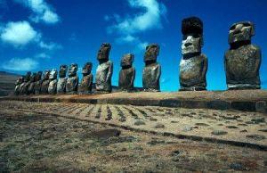 Svelato l'enigma dell'Isola di Pasqua?