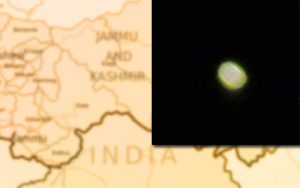 India: Ufo o droni?