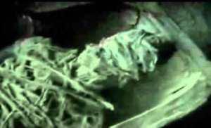Il KGB trovò la mummia di un antico astronauta?