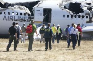 San Francisco: il pilota fu accecato da un misterioso lampo di luce