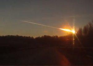 La storia del meteorite di Chelyabinsk