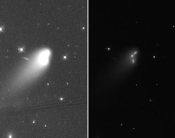 Siamo sicuri che ISON sia proprio una cometa?