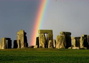 Stonehenge, scoperto un monolite in legno