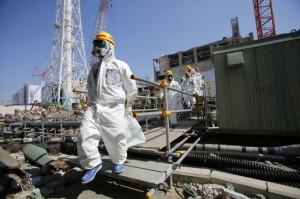 Fukushima: acqua contaminata e pesce radioattivo fino in Italia!