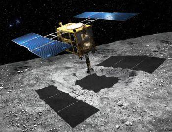 Giappone: testa cannone spaziale contro un asteroide