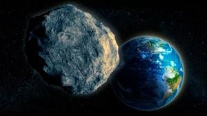 NASA: asteroide potrebbe entrare in collisione con la Terra