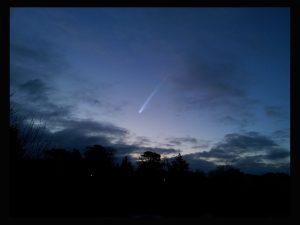 Cometa Ison, poche ore al passaggio radente al Sole