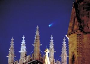 Nostradamus e la profezia sulla cometa Ison