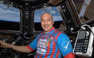 Ultimi giorni di Parmitano sulla ISS