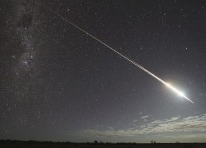 Un altro detrito spaziale in picchiata verso la Terra