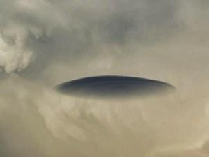 Brasile: fotografato Ufo o solo una nube?