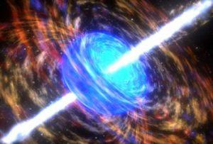 Una stella al centro della nostra galassia sta per esplodere