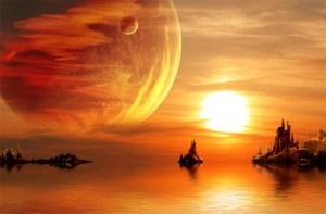 Vita aliena presente subito dopo il Big Bang?