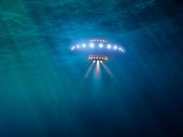 Astronavi extraterrestri sotto le calotte polari