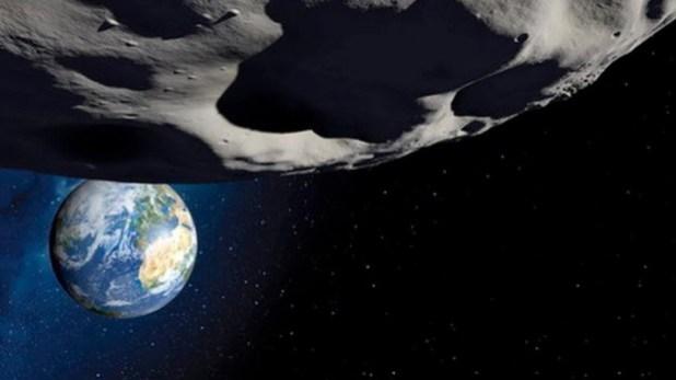 Pericolo per l'Asteroide 2013 Qq47 previsto il 21 marzo 2014
