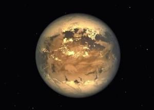 """Scoperto Kepler-186f il pianeta abitabile """"gemello"""" della Terra"""