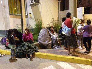 Terremoto di magnitudo 8,2 in Cile
